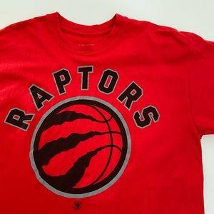 NBA Boys Toronto Raptors T-Shirt